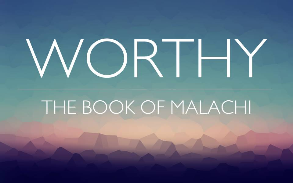 Worthy Series – Who is God to You?